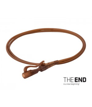 Lead pin clip with rubber band THE END / 7pcs 45cm / G-ROUND